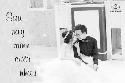 Những câu nói ý nghĩa của vợ dành cho chồng sau ngày cưới