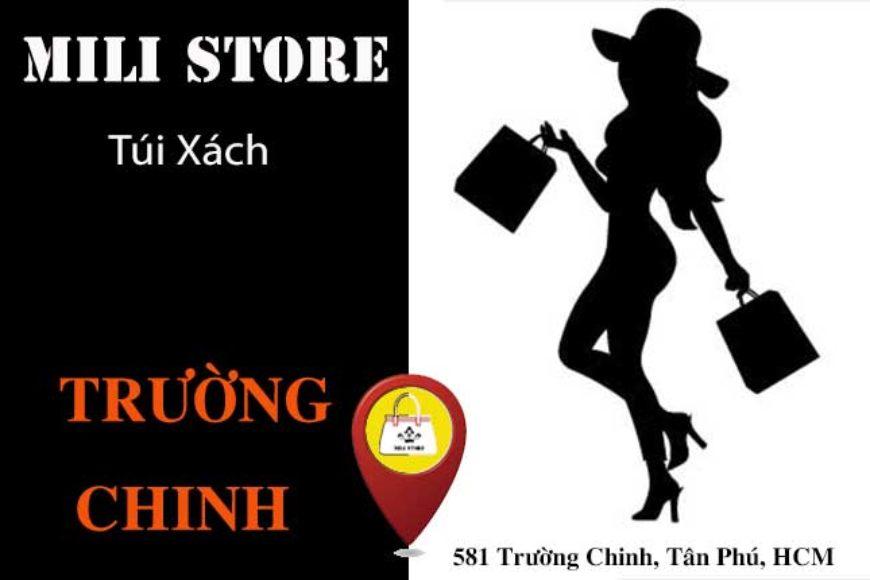 Túi xách giá rẻ tại tphcm, địa điểm bán túi xách Trường Chinh