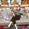 Hồ Ngọc Hà đeo túi Gucci chéo trước hông đeo eo sành điệu