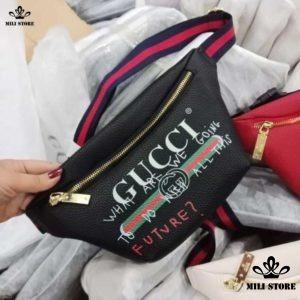 Túi Gucci đeo chéo hàng loại 1 F1