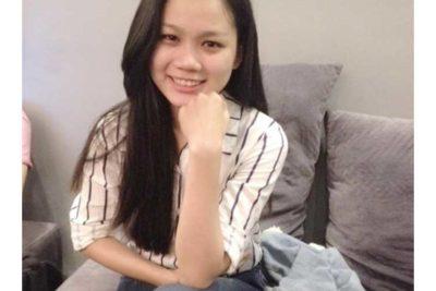 Túi xách Lê Thị Mỹ Linh chủ cửa hàng shop MiliStore và SaleGiaTot