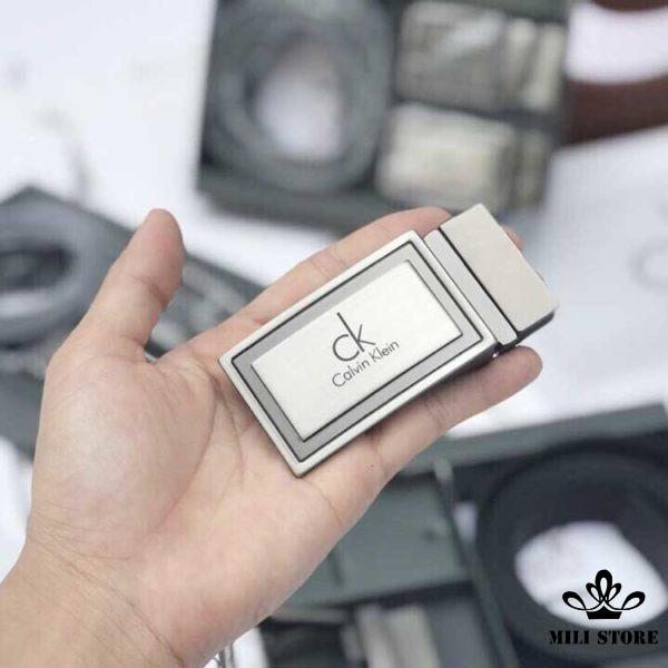 Dây nịt thắt lưng CK Calvin Klein FullBox hộp quà tặng