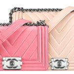 Bật mí mọi bí mật của chiếc túi xách nữ Chanel Boy Bag