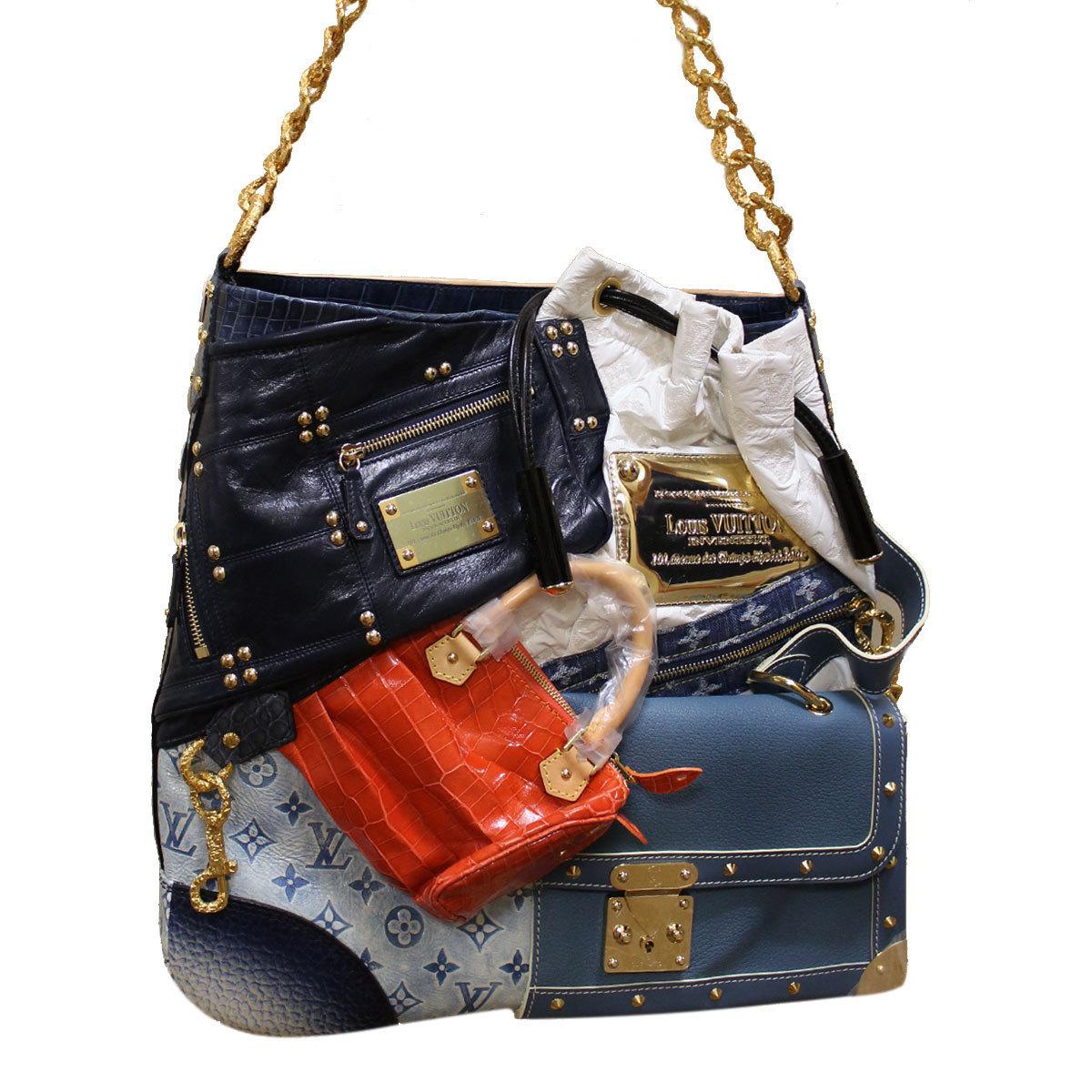 Chiếc túi xách nữ Louis Vuitton Tribute Patchwork đắt giá nhất