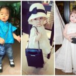 Con gái sao Việt bé tí nhưng cực chảnh với loạt túi điệu