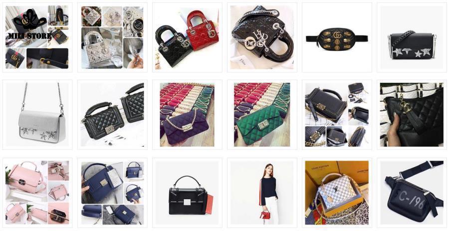 Địa chỉ shop bán túi xách, balo, ví nữ đẹp giá rẻ tại tphcm