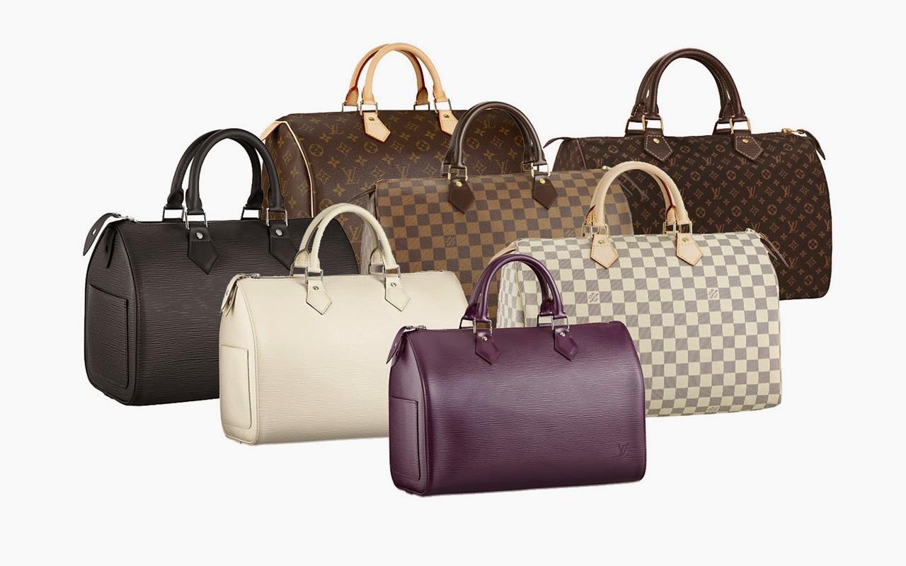 Đôi điều về chiếc túi xách nữ Louis Vuitton Speedy