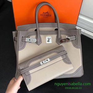Hermes Lace Birkin 30cm Swift – Hàng Siêu Cấp Nguyên bản 100%