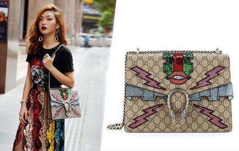 Khám phá loạt túi xách hàng hiệu của tín đồ thời trang Việt