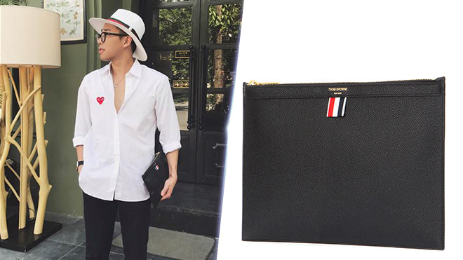 Khám phá loạt túi xách hàng hiệu của dàn giáo đồ  phong cách  Việt-8