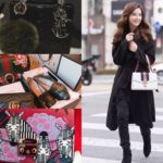 Midu và sự xuất hiện của những chiếc túi xách hàng hiệu