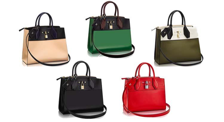 New City Steamer – đẳng cấp mới của túi xách nữ Louis Vuitton