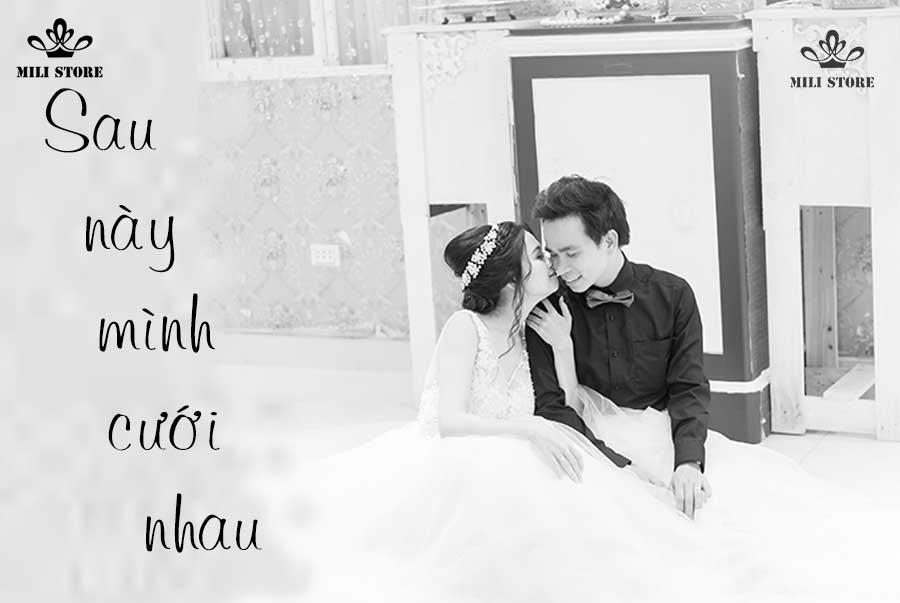 Những câu nói ý nghĩa của vợ dành cho chồng sau ngày cưới ngọt ngào