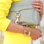 Shop túi xách F1 điểm qua một số cách kết hợp túi xách và sơn móng tay cho xuân 2016