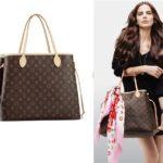 Tìm hiểu về chiếc túi xách nữ Louis Vuitton Neverfull Tote