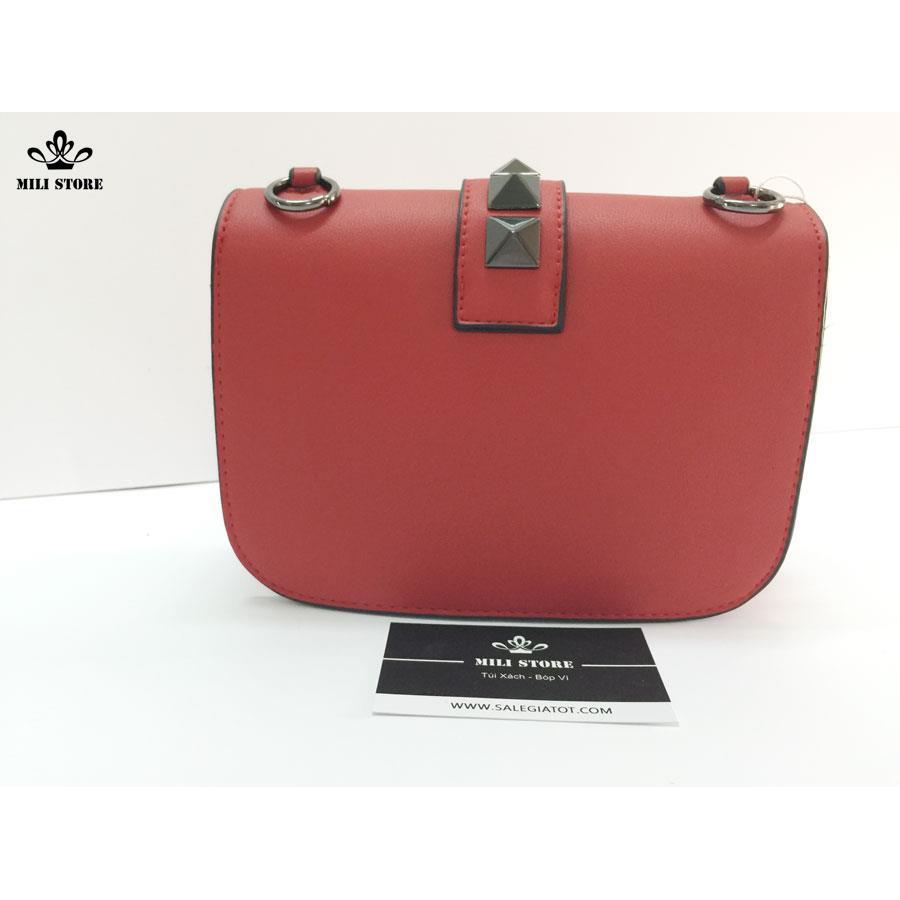 túi đinh đỏ đẹp mềm mịn đẳng cấp  sắc sảo