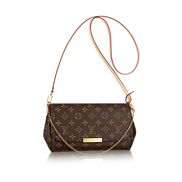 Túi Louis Vuitton Favorite M40718 Monogram Canvas