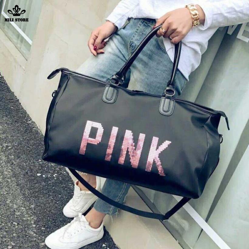 túi xách pink-size-46-big-lon-du-lich