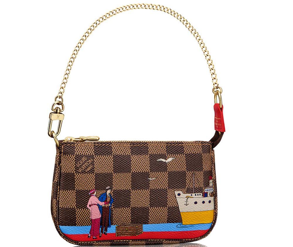 Túi xách nữ Louis Vuitton chào đón mùa giáng sinh 2016