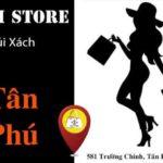 Túi xách quận Tân Phú : 581 Trường Chinh, Tân Phú địa chỉ túi xách nữ