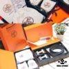 Trọn bộ quà tặng FullBox dây nịt dây thắt lưng Hermes