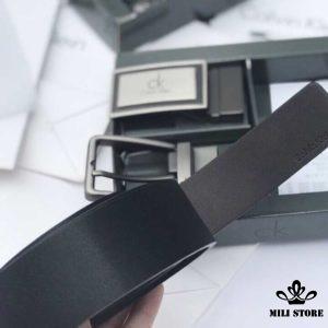 Dây nịt, dây thắt lưng ck Calvin Klein dây mềm da mịn chất lượng tốt bền đẹp