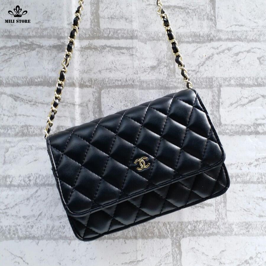 túi xách màu đen đẹp chanel đẹp tươi  dễ thương  tại tphcm