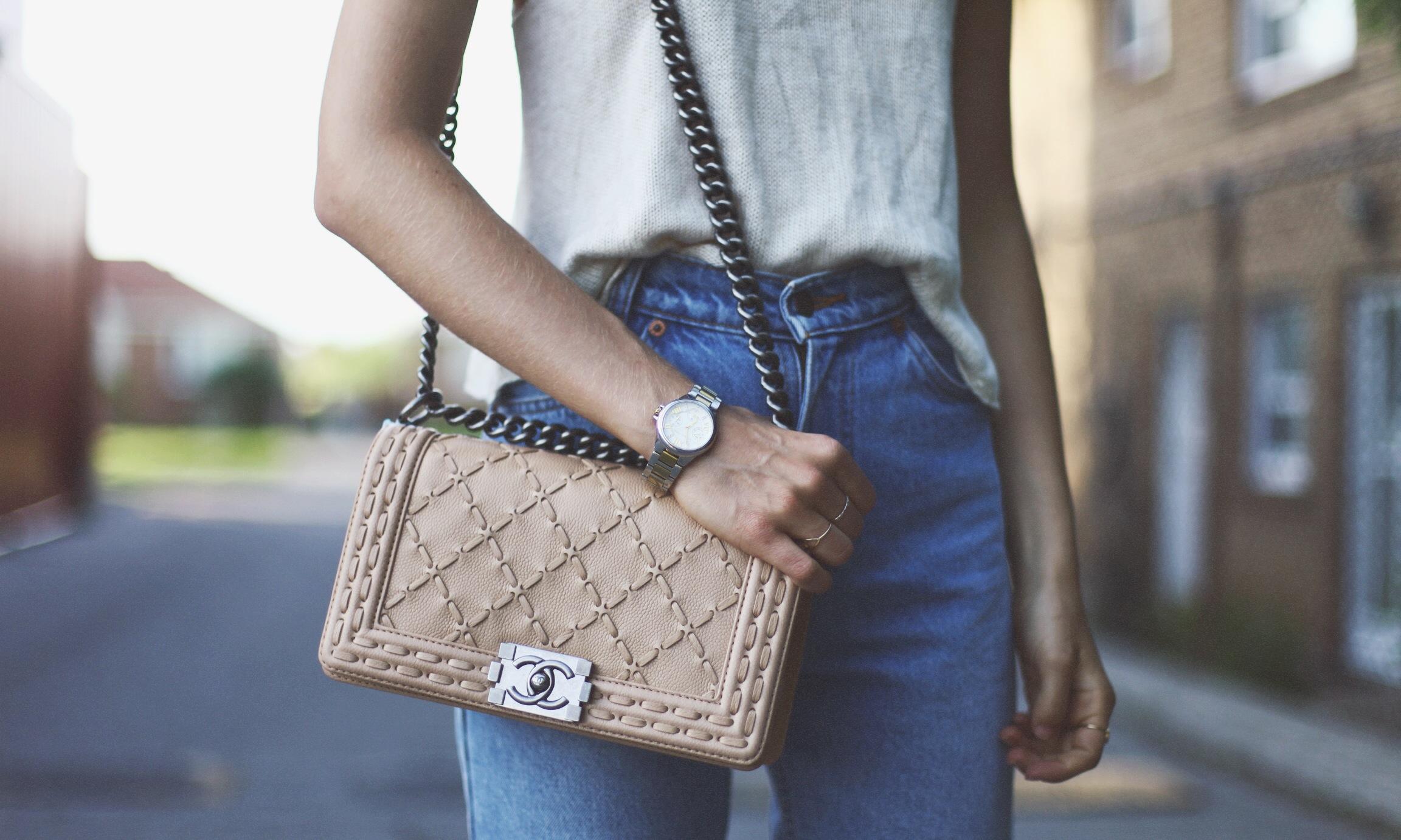 túi xách nữ Chanel