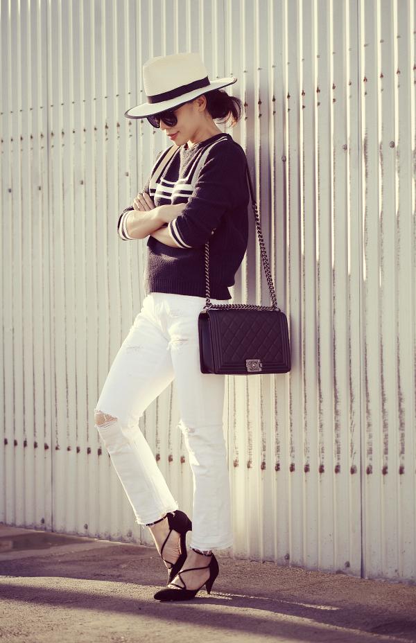 Túi xách Chanel Boy 25cm
