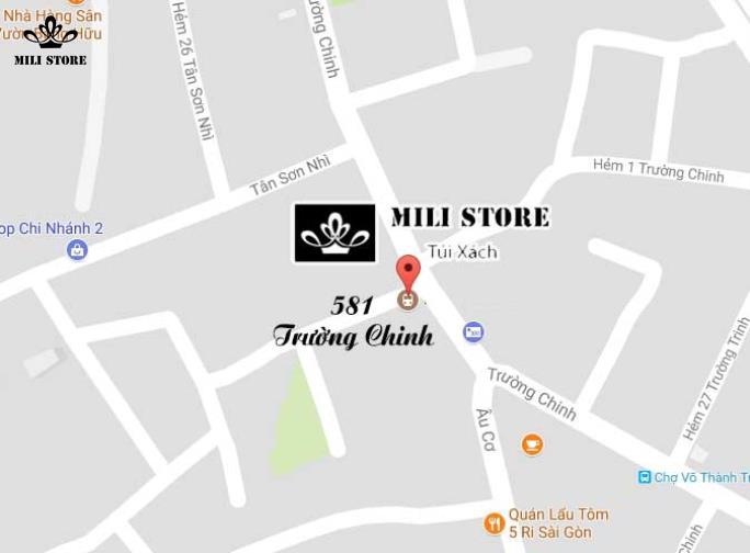 581 Trường Chinh, Phường Tân Sơn Nhì, Quận Tân Phú, TPHồ Chí Minh