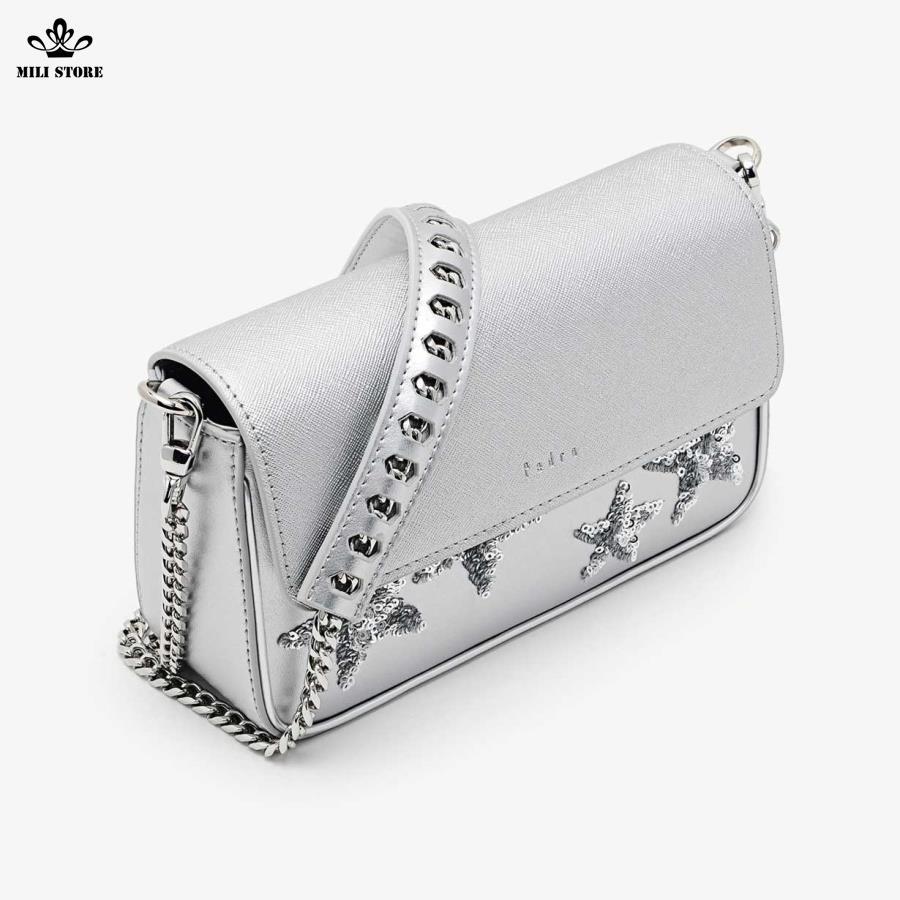 túi màu bạc đẹp