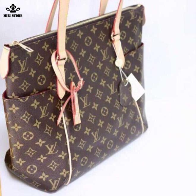 Túi xách nữ Louis Vuitton Neverfull MM Monogaram size lớn