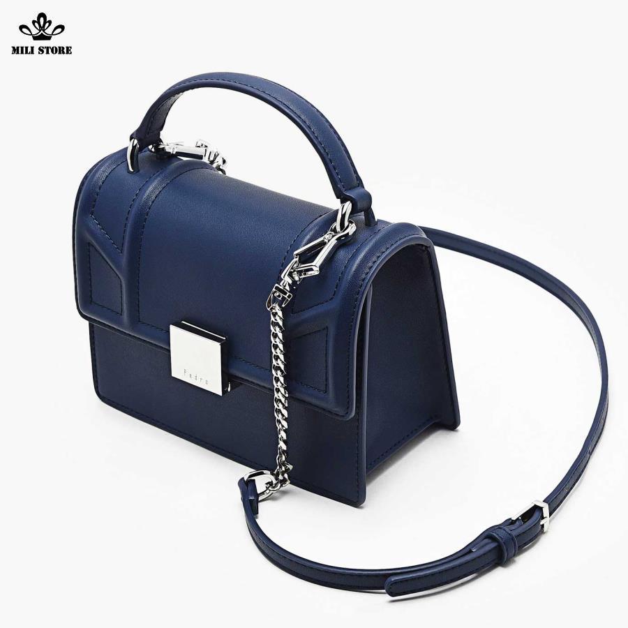 Túi xách Pedro đi chơi đi làm màu xanh