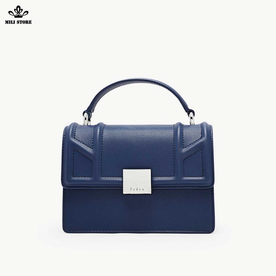Túi Pedro đi chơi nhỏ màu xanh