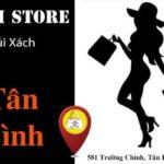 Túi xách quận Tân Bình : 581/1 Trường Chinh, Tân Bình địa chỉ túi nữ