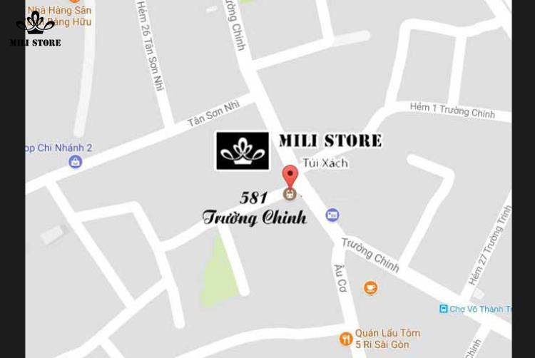 Địa điểm bán túi xách, balo, bóp ví tại Tân Bình, Trường Chinh HCM