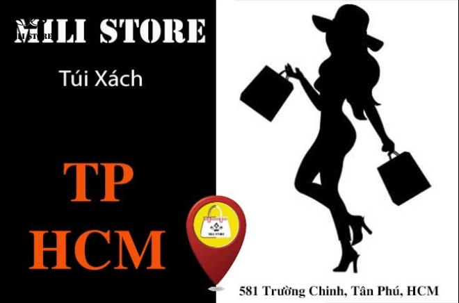 Túi xách tphcm : 581 Trường Chinh túi xách tại Thành Phố Hồ Chí Minh