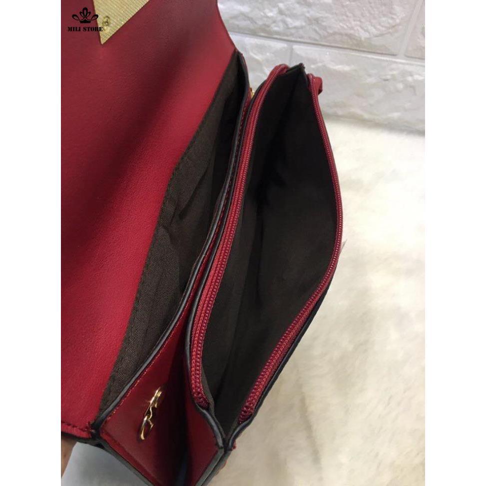 ví di động  valentino màu đỏ